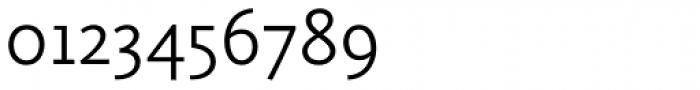 Calluna Sans Light Font OTHER CHARS