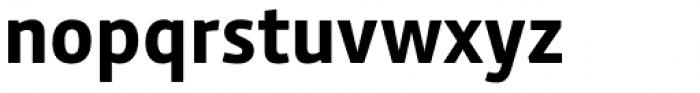 Calmetta Bold Font LOWERCASE