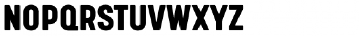 Calps Black Font UPPERCASE