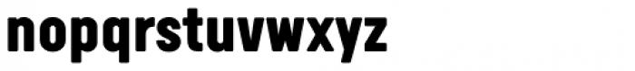 Calps Black Font LOWERCASE