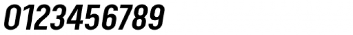 Calps Sans Medium Italic Font OTHER CHARS