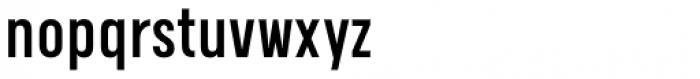 Calps Sans Slim Regular Font LOWERCASE