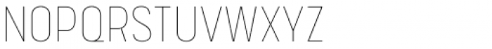 Calps Thin Font UPPERCASE
