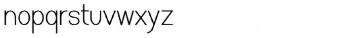 Caluminy Compact Font LOWERCASE