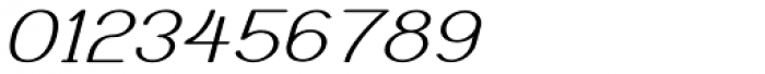 Caluminy Expand Oblique Font OTHER CHARS