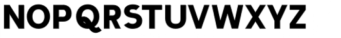 Calvin Black Font UPPERCASE