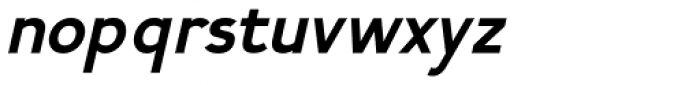Calvin Bold Italic Font LOWERCASE