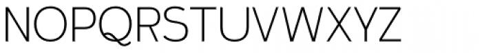 Calvin Light Font UPPERCASE