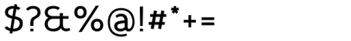 Calvin Regular Font OTHER CHARS