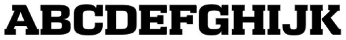 Calypso E Bold Font UPPERCASE