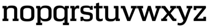 Calypso E Medium Font LOWERCASE