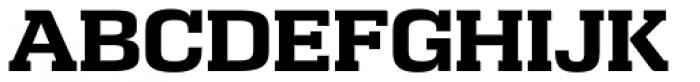 Calypso E SemiBold Font UPPERCASE