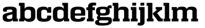 Calypso E SemiBold Font LOWERCASE