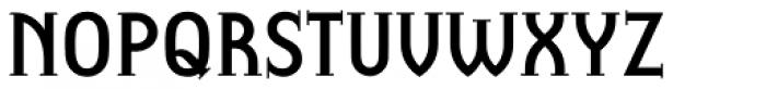 Cambalache Bold Font UPPERCASE