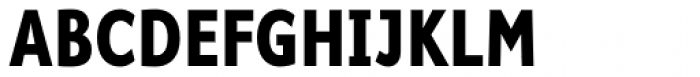Cambridge Bold Cond Font UPPERCASE