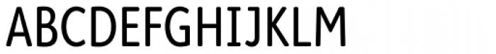 Cambridge Round Cond Font UPPERCASE