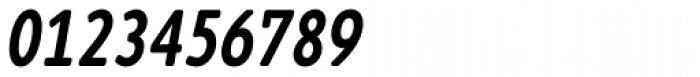 Cambridge Round SemiBold Cond Italic Font OTHER CHARS