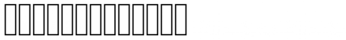 Camille Overlap Font UPPERCASE