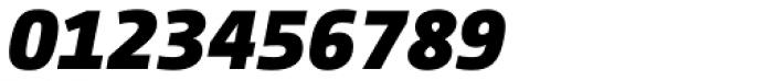 CamingoMono Black Italic Font OTHER CHARS