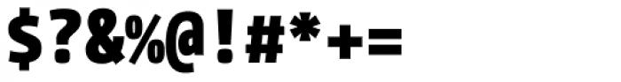 CamingoMono Black Font OTHER CHARS