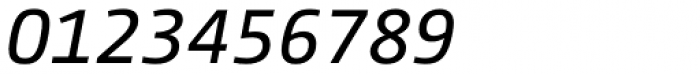 CamingoMono Italic Font OTHER CHARS