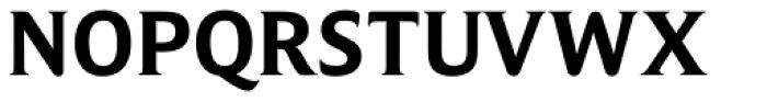 Campan Bold Font UPPERCASE