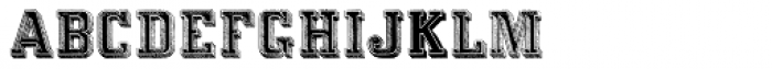Campi Font LOWERCASE