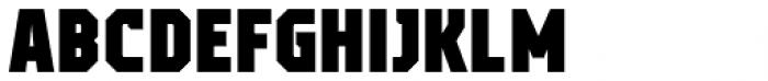 Campione Neue Sans Black Font LOWERCASE