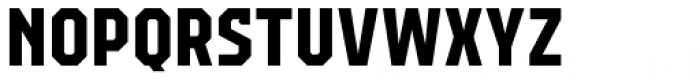 Campione Neue Sans Bold Font LOWERCASE