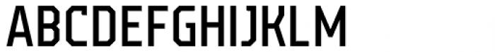 Campione Neue Sans Regular Font UPPERCASE