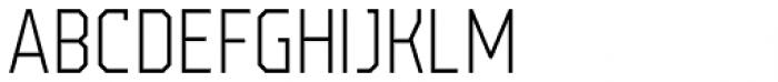 Campione Neue Sans Variable Font UPPERCASE