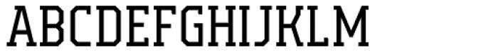 Campione Neue Serif Light Font UPPERCASE