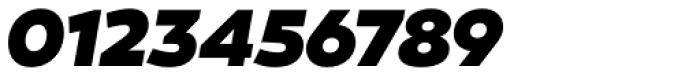 Canaro Black Italic Font OTHER CHARS