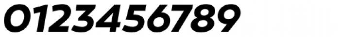 Canaro Bold Italic Font OTHER CHARS