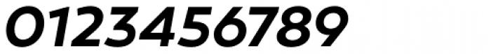 Canaro SemiBold Italic Font OTHER CHARS