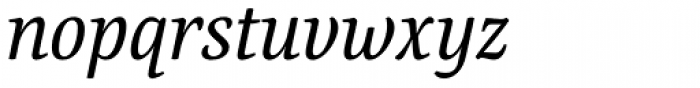 Canciller Font LOWERCASE