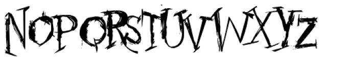 Candelaria Rota Font UPPERCASE
