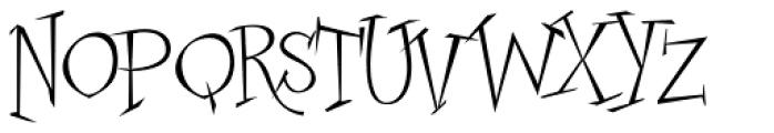 Candelaria Font UPPERCASE