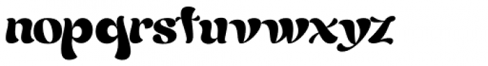 Candelivers Font LOWERCASE