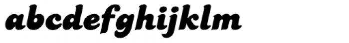 Candice Regular Font LOWERCASE