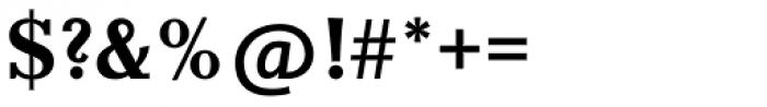 Candida SB Medium Font OTHER CHARS