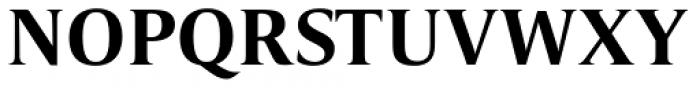 Candide Bold Font UPPERCASE