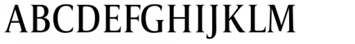 Candide Condensed Font UPPERCASE