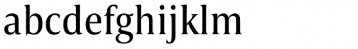 Candide Condensed Font LOWERCASE