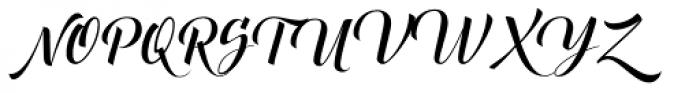 Canela Bark Bold Font UPPERCASE