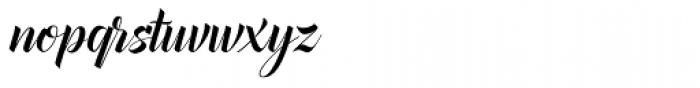 Canela Bark Bold Font LOWERCASE
