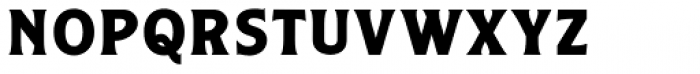 Caniste Bold Font LOWERCASE