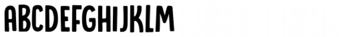 Canoodle Regular Font UPPERCASE