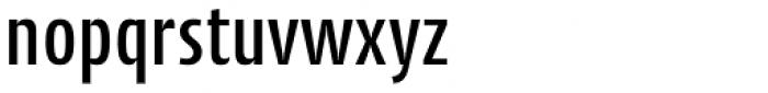 Cantiga Cnd Medium Font LOWERCASE