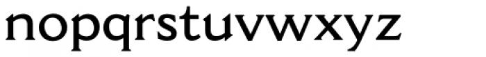 Cantoria MT Std SemiBold Font LOWERCASE